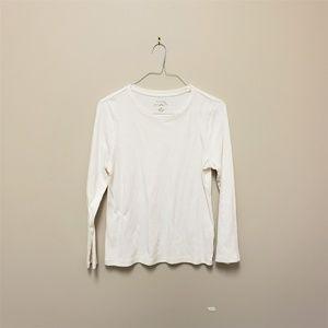 Sonoma White Shirt